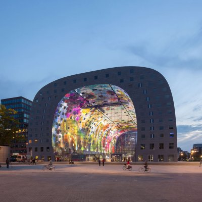 Das Futuristische Rotterdam Delft Com