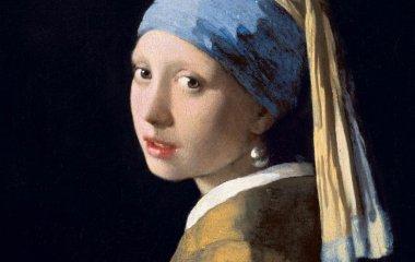 Schilderij Meisje met de Parel van Johannes Vermeer