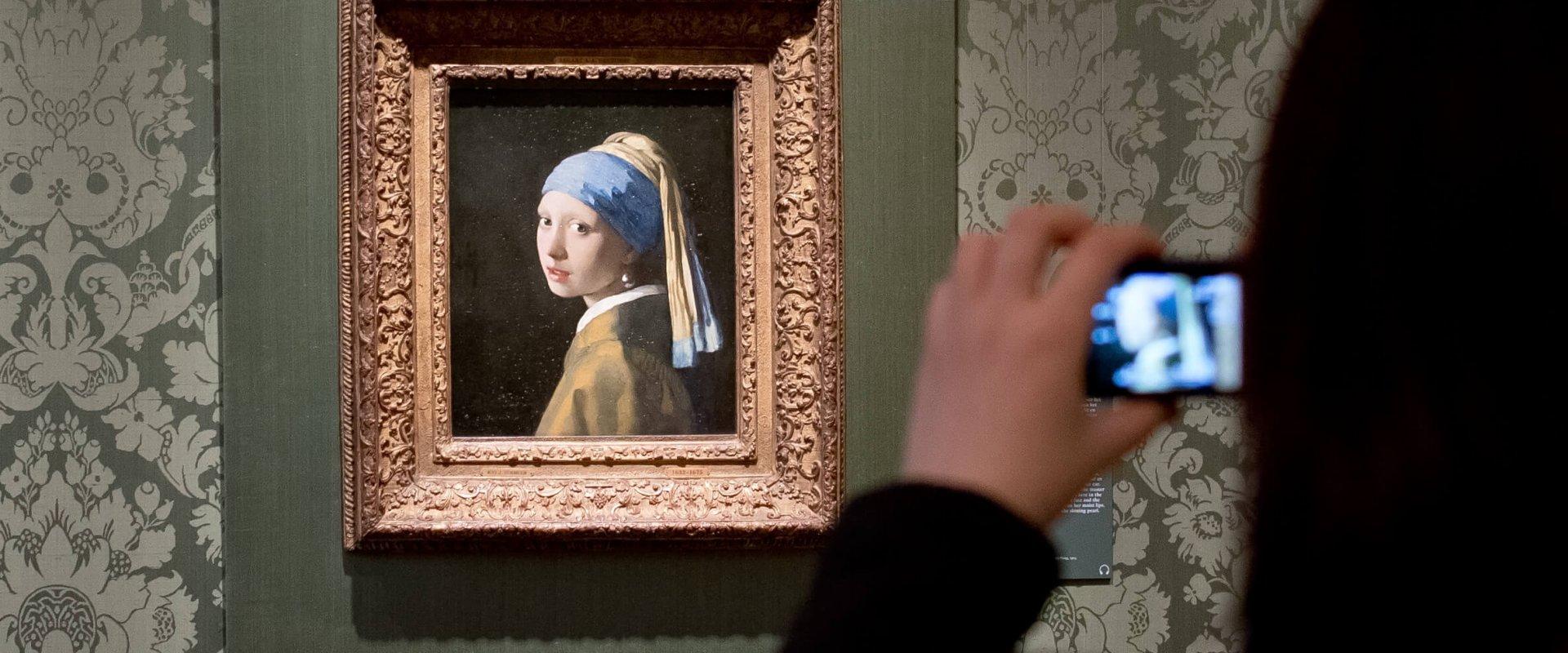 Die 5 Schönsten Vermeers Laut Delftcom