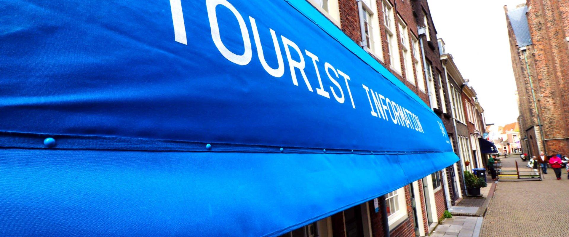 Touristeninformationszentrum Delft — Delft.com
