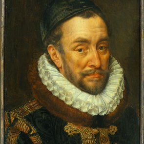Portret van Willem van Oranje door Adriaen Thomasz Key